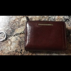 Fossil Coin/Card Holder